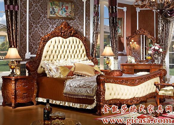 在国内较为有名的欧式家具品牌有平安家具