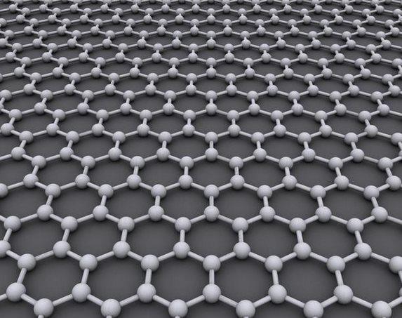石墨烯构成了一个拥有与钻石同等稳定性的蜂窝状结构