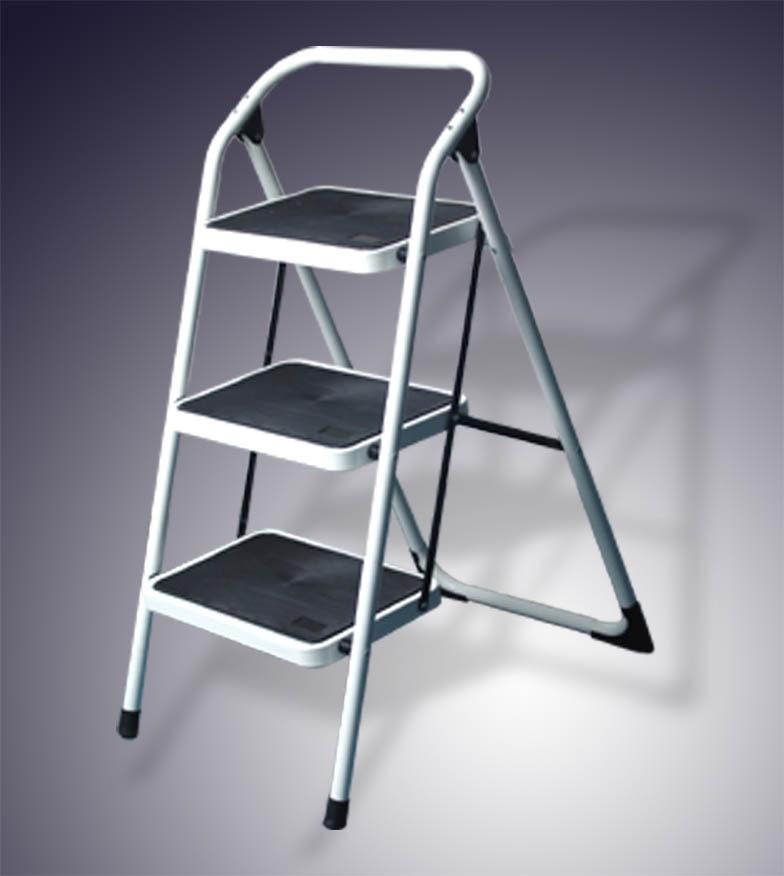 高清手绘木制梯子图片
