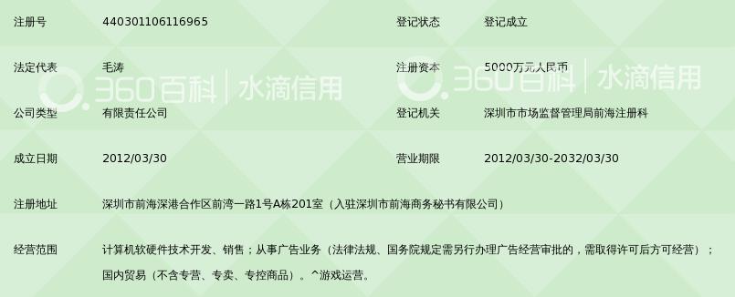 深圳市世纪彩讯科技有限公司_360百科