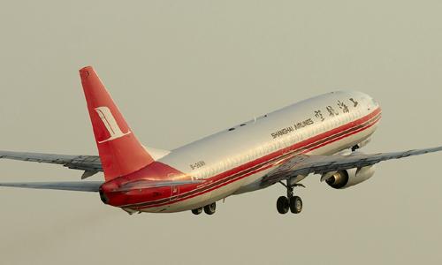 上海航空股份有限公司