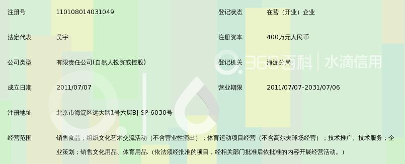 北京爱维智力体育文化发展有限公司_360百科